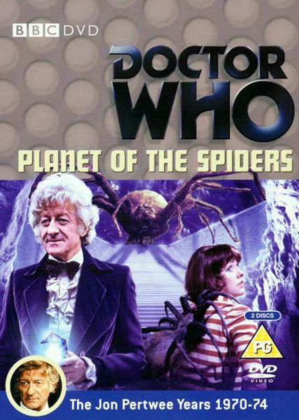 Doctor Who: Planet of The Spiders (1974)