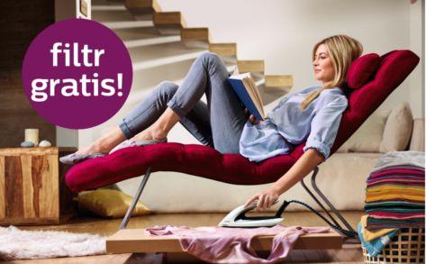 Philips PerfectCare: Witaj w świecie łatwego prasowania