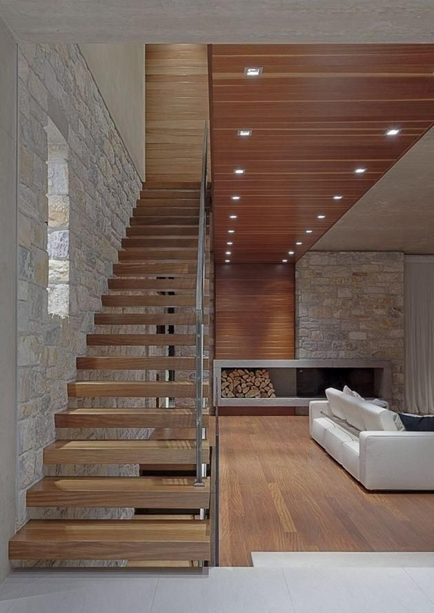 Zeitgenössische Häuser