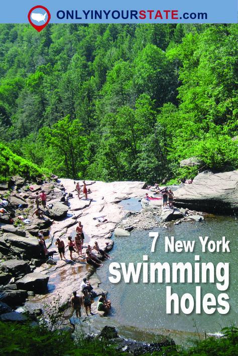 Travel | New York | Attractions | Sites | Activities | Adventure | Explore | Weekend | Swimming Holes | Swim