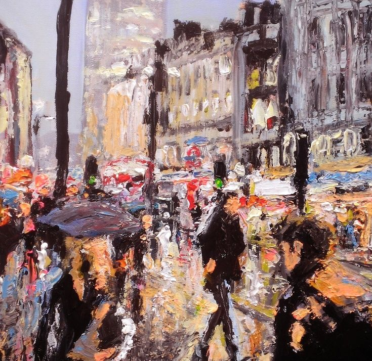 ARTFINDER London Oxford Street by Paul Mitchell