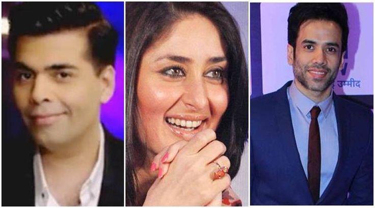 Karan Johar Karisma Kapoor others give congrats to Kareena