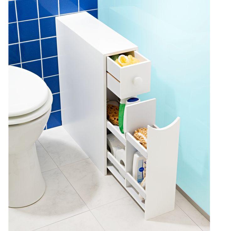 The 25 best meuble pour toilette ideas on pinterest - Meuble derriere wc ...