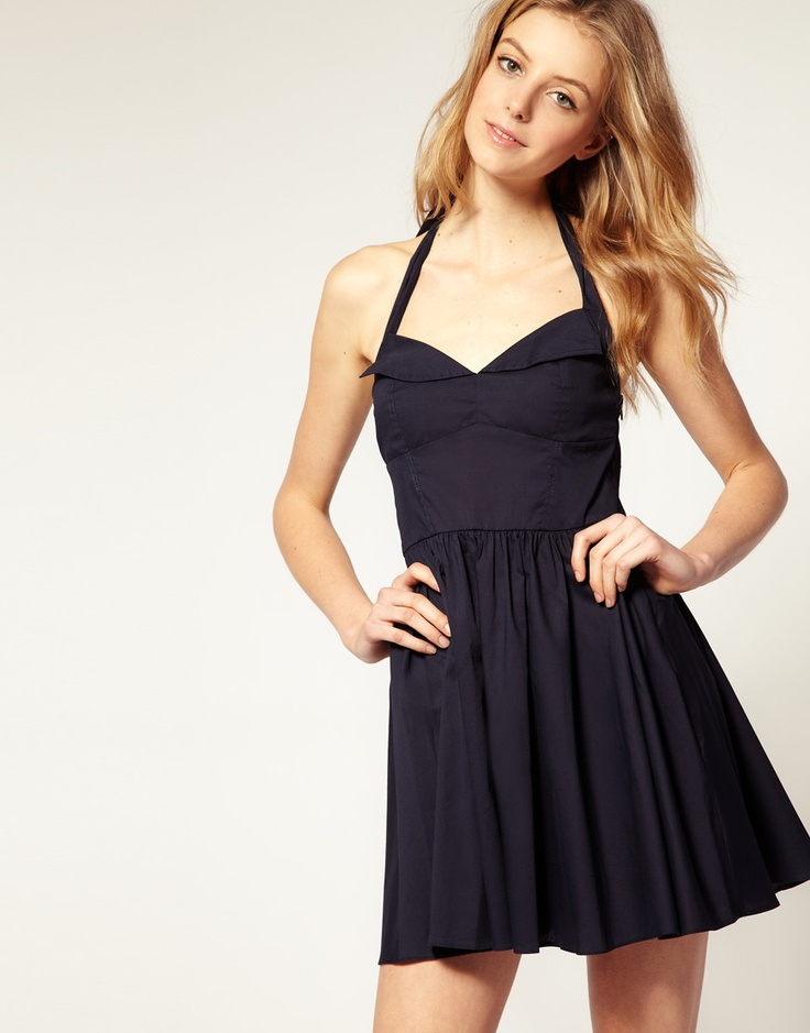pertty: Asos Com, Discover Fashion, Shops Asos, Asos Halter, Holly Style, Style Pinboard, Fashion Online, Halter Dresses