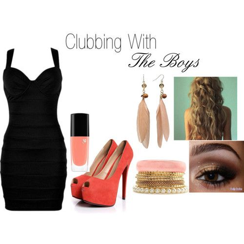 teen style!! clubbing outfit