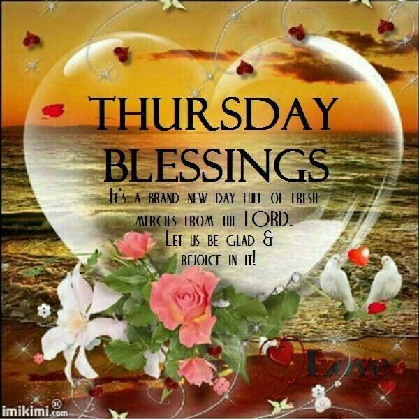 Best Thursday Wishes Quote: 50+ Best Thursday Blessings Images On Pinterest