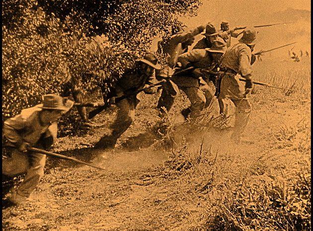 The Birth of a Nation (La nascita di una nazione, 1915), David W. Griffith | Garden of Silence