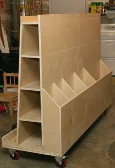 29 best lumber storage images on pinterest workshop ideas workshop storage and garage workshop. Black Bedroom Furniture Sets. Home Design Ideas