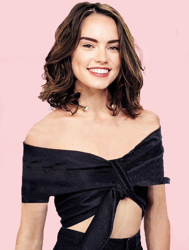 Daisy Ridley on Glamour - her skin care secrets at http://skincaretips.pro