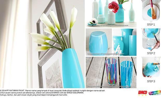 Vas Cantik untuk si Pisces #MixnFix #DIY http://buff.ly/1qPSYrt