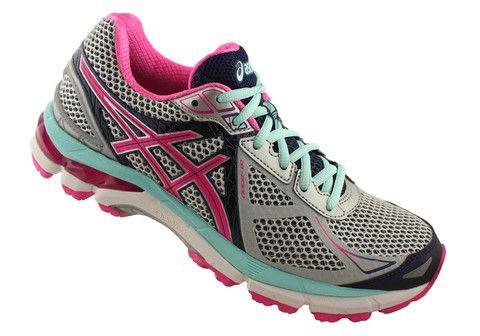 Asics GT2000 3 Womens Premium Cushioned Running Shoes