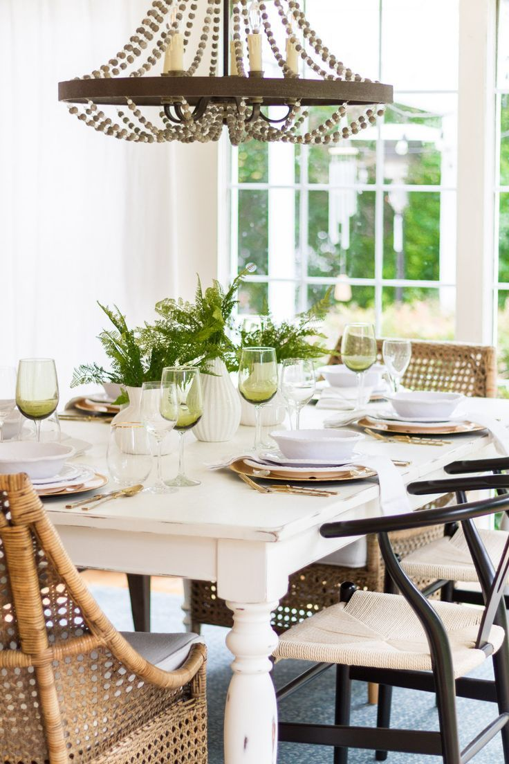 styled set dining room ideas rustic country farmhouse dining rh pinterest com