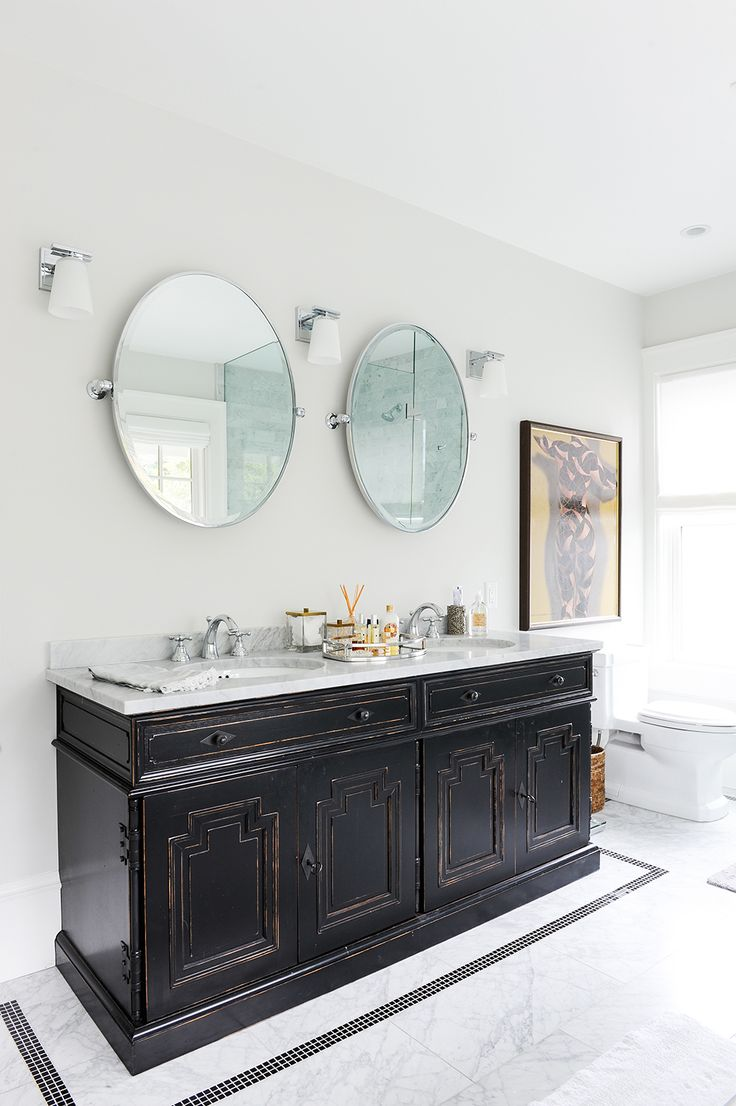 pictures to hang in master bathroom%0A Step Inside a CharacterFilled Home Brimming With Antique Treasures
