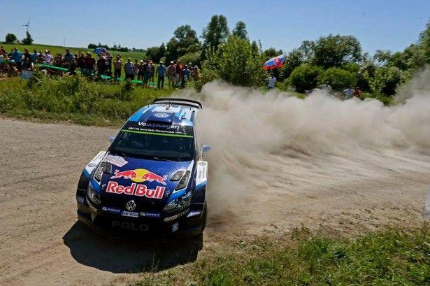 Cars - WRC - Pologne : 5ème victoire de la saison pour Sébastien Ogier ! - http://lesvoitures.fr/wrc-pologne-victoire-sebastien-ogier/