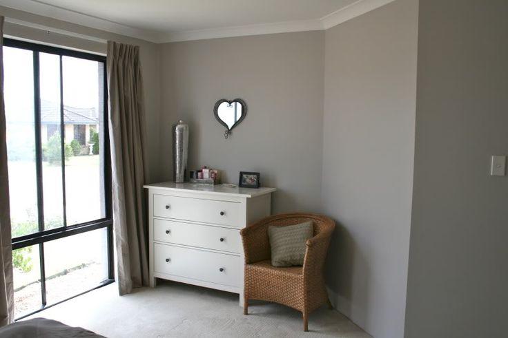 paint colour - limed white dulux