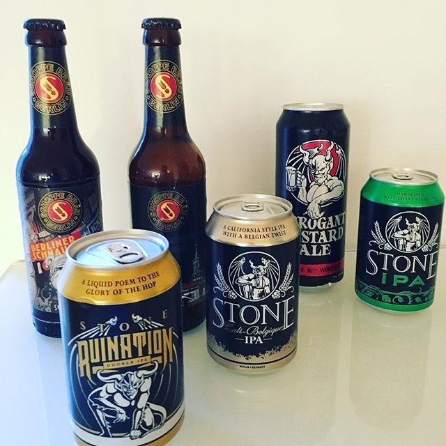 Bester Getränkemarkt, fußläufig zu erreichen, Danke! 🍺❤️ #craftbeer #stoneberlin #schoppebräu #pmgetraenke  #bierliebe