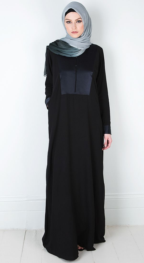 Classic Black Abayas