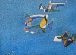 MATAL BOHUMÍR (1922–1988) Vzduch, 1980