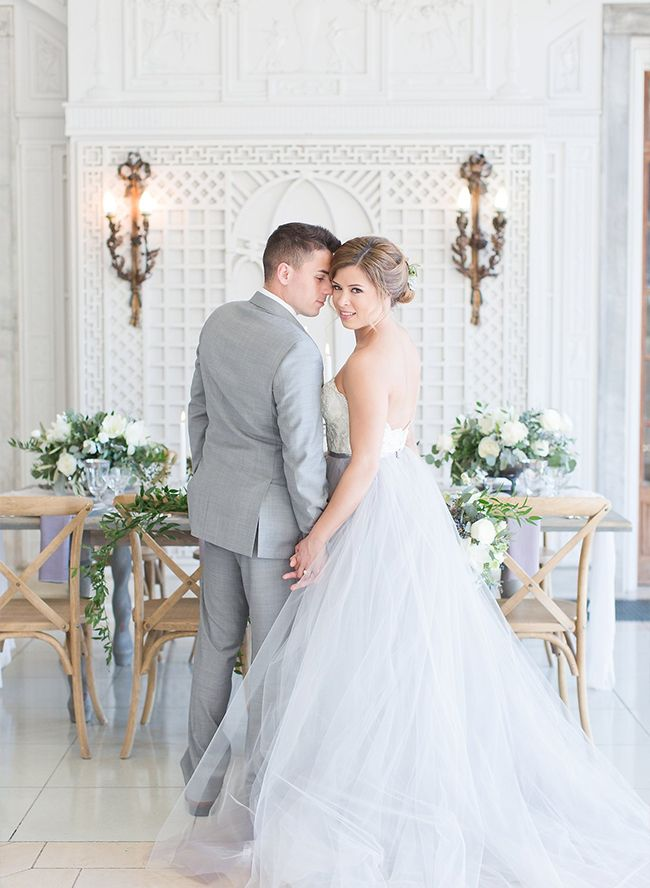 intimate wedding packages atlantga%0A Soft Blue Wedding Inspiration