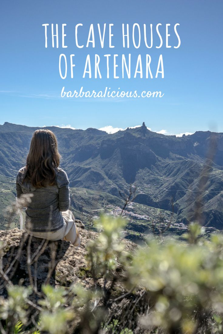 Artenara is famous for its caves and cave houses. So come with me to explore this beautiful village, let's go on hike with incredible views and sleep in a cave house! Come with me to Artenara!