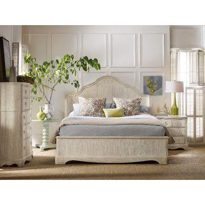 Hooker Furniture Sunset Point Panel Customizable Bedroom Set