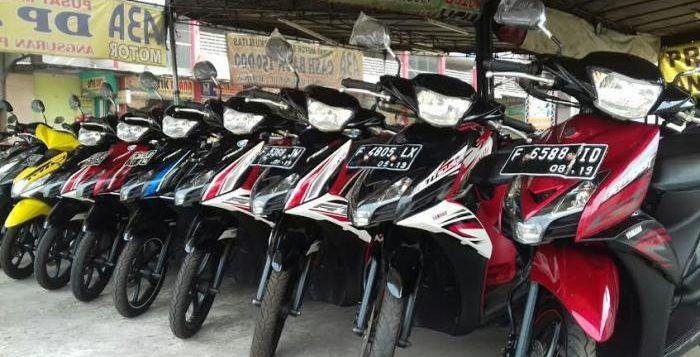 Daftar Harga Motor Bekas Juni 2016 Indonesia