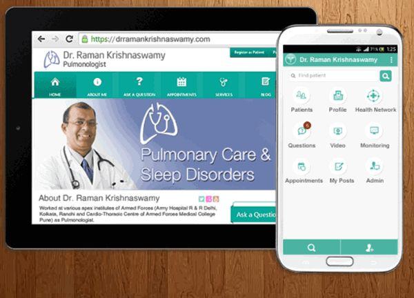 MedGizmo - Virtual Practice Doctor-Patient App