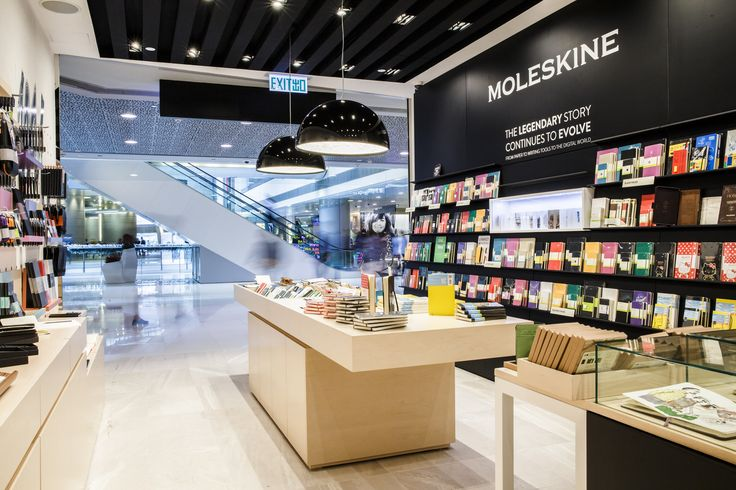 Moleskine Store | Hong Kong IFC | Harbour View Street 1 IFC … | Flickr