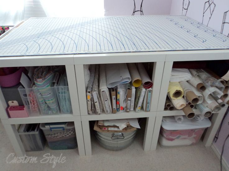 Best 25 Sewing Cutting Tables Ideas On Pinterest