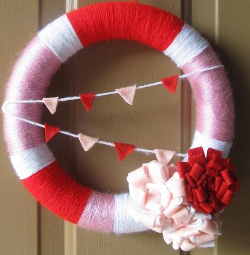 Super cute wreath