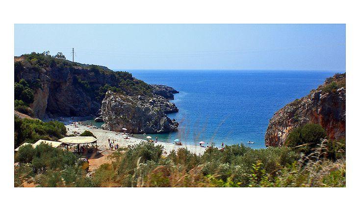 Foneas Beach Kardamili, Messinia Hellas Greece