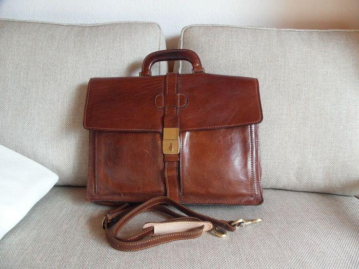 Herren Aktentasche, Mappentasche, Herrentasche in Kleidung & Accessoires, Herren-Accessoires, Taschen | eBay