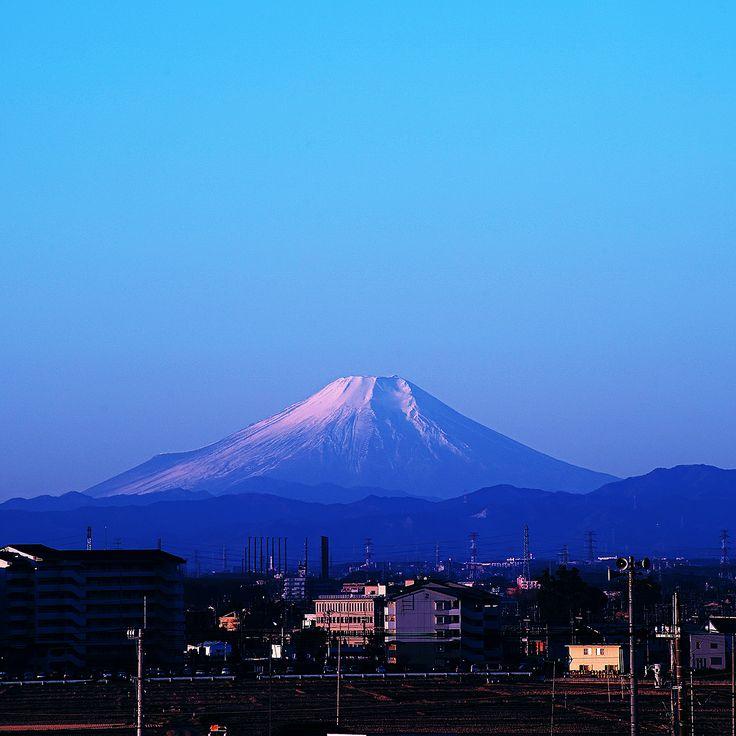 富士山を埼玉県さいたま市より撮影 | さいたま市の撮影スポット | 高杉まさよし@OKUTA |リフォーム・マンションリフォームならLOHAS studio(ロハススタジオ) presented by OKUTA(オクタ)