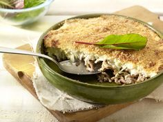 Recept ovenschotel met aardappel, witte kool en kalfsgehakt