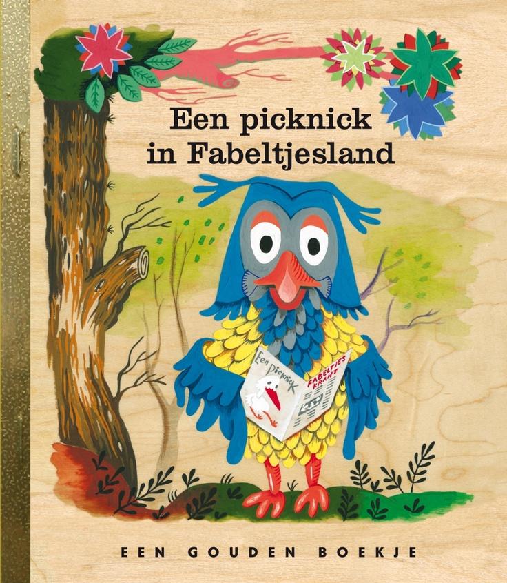 Brings me back to my childhood: Meneer de Uil uit De fabeltjeskrant (source: http://www.simplydutch.com/kiosk/boeken/gouden-boekjes/2409/een-picknick-in-fabeltjeskrant/)