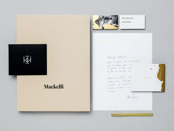 Mackelli on Behance