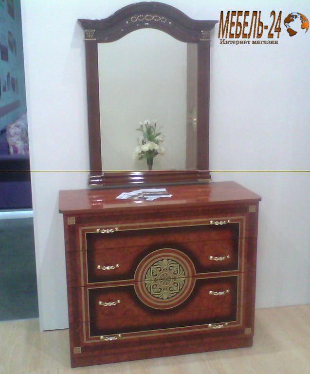 Комод Диана с зеркалом фото, спаленный комод, низкая цена, комод для спальни, сайт мебели, Киев