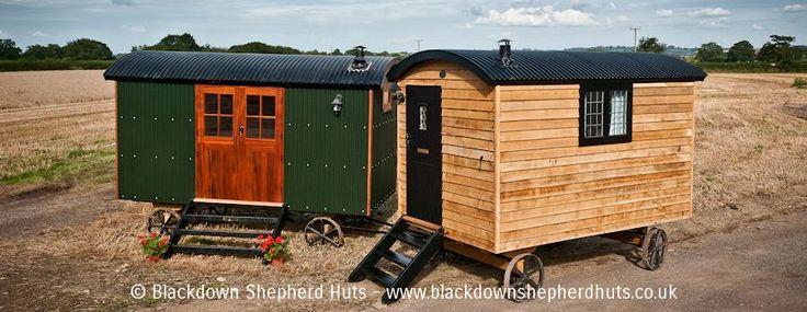 Shepherd Huts UK Somerset | Luxury Living Spaces Bespoke Shepherds Huts