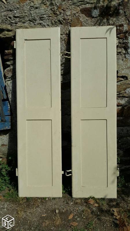 1000 id es sur le th me vieux volets en bois sur pinterest tag re volets vieux volets et. Black Bedroom Furniture Sets. Home Design Ideas