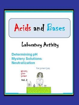 Acids and Bases Lab - Grocery Store Science Volume 2, w14