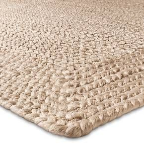 • Made of polypropylene • Braided • For outdoor use  Make your outdoor living space feel as comfortable as indoors with the Outdoor Rug in Natural Woven from Threshold. This outdoor throw rug can be rinsed clean with water.