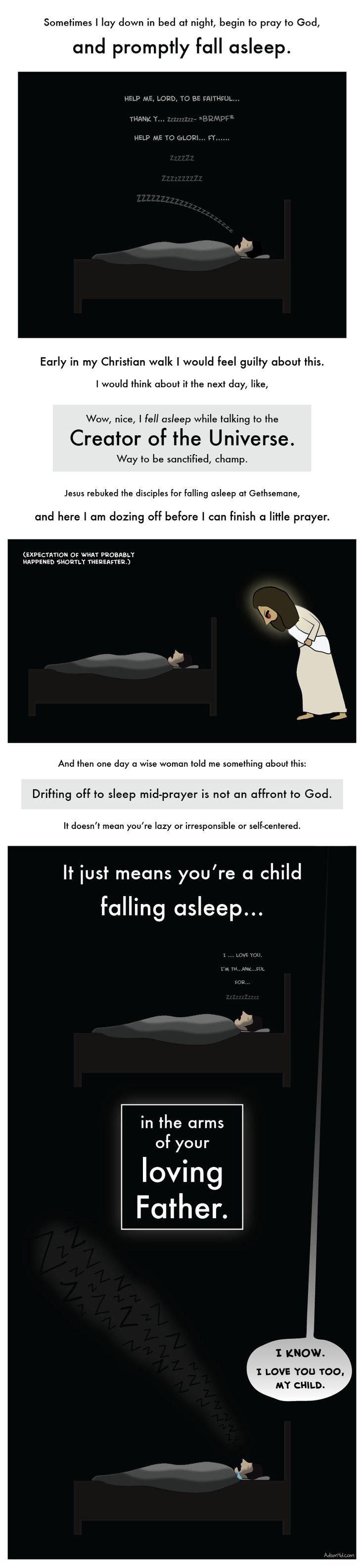 how to make myself fall asleep