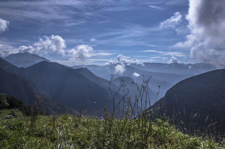 mountain peaks by Margarita Ermakova on 500px