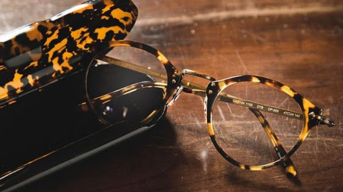 vintage Oliver Peoples  And these too