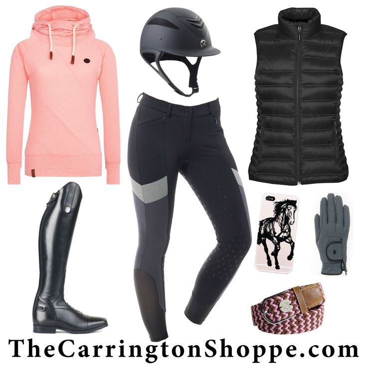 dream horse riding outfits
