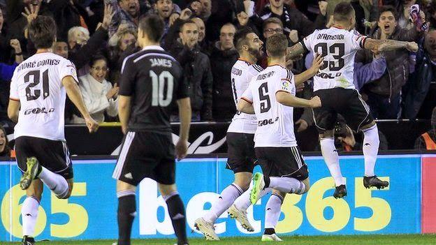 Casino Online - Real Madrid Akhirnya Takluk Juga Dari Tuan Rumah Valencia