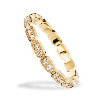 プルミエール プロメス リング - CHANEL(シャネル)の結婚指輪(マリッジリング)イエローゴールドのエンゲージリング・婚約指輪一覧❤