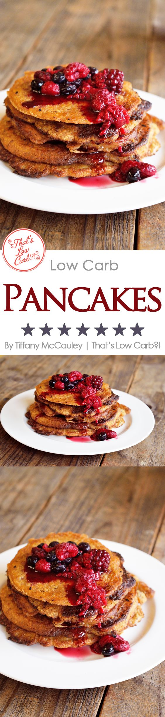 Low Carb Recipes | Low Carb Pancakes | Low Carb Breakfast Recipes | Recipes