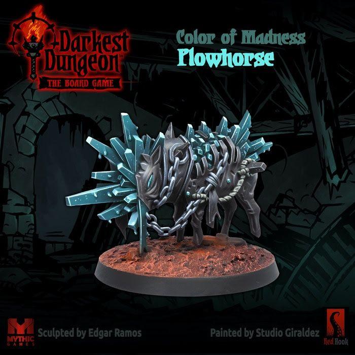 Color Of Madness Plowhorse Darkest Dungeon Dark Colors Dark