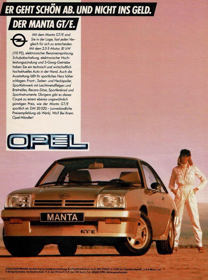 Opel Reklame Auto